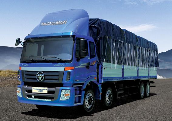 Thuê xe tải giá rẻ ở đâu tại Hà Nội?