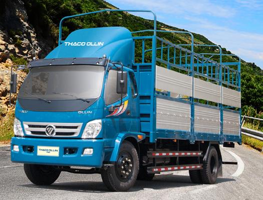 Thuê xe tải chở hàng ở đâu uy tín giá rẻ?
