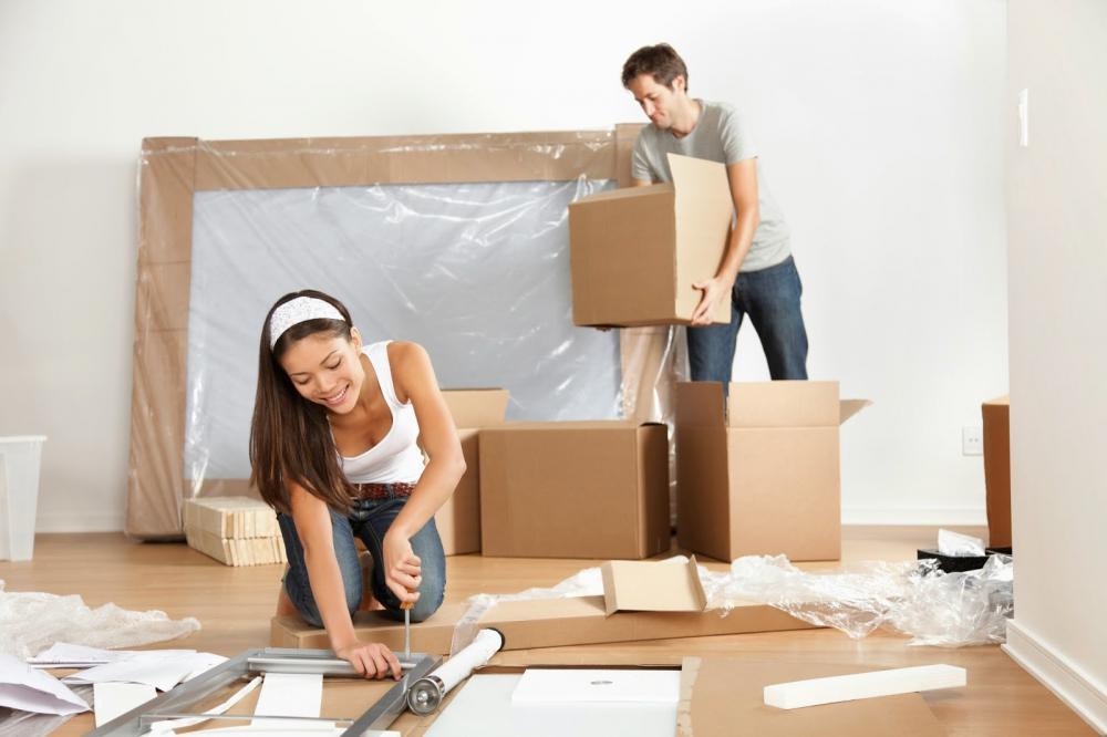 Mẹo nhỏ giúp bạn chuyển nhà nhanh chóng