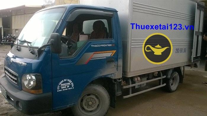 Kinh nghiệm thuê taxi tải chuyển nhà