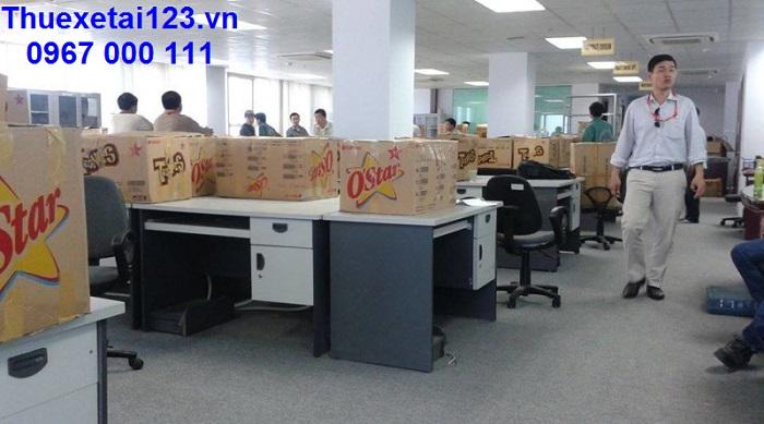 Mẹo chuyển văn phòng không ảnh hưởng đến công việc