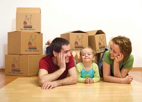 Chuẩn bị tâm lý cho trẻ trước khi chuyển nhà