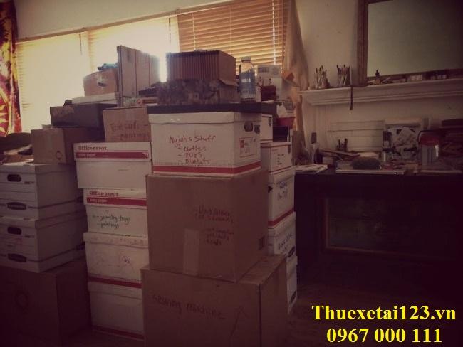 Có nên chuyển nhà trọn gói vào ban đêm?