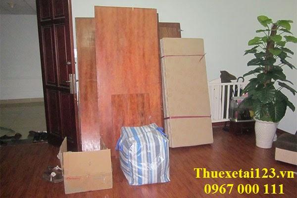 Chuyển nhà trọ có nên sử dụng dịch vụ chuyển nhà?