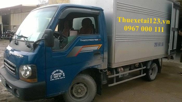 Taxi tải cánh tay phải của dịch vụ chuyển nhà