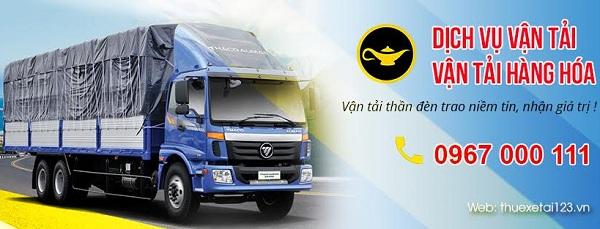 Cần thuê xe tải chở hàng giá ưu đãi – dịch vụ chuyên nghiệp uy tín
